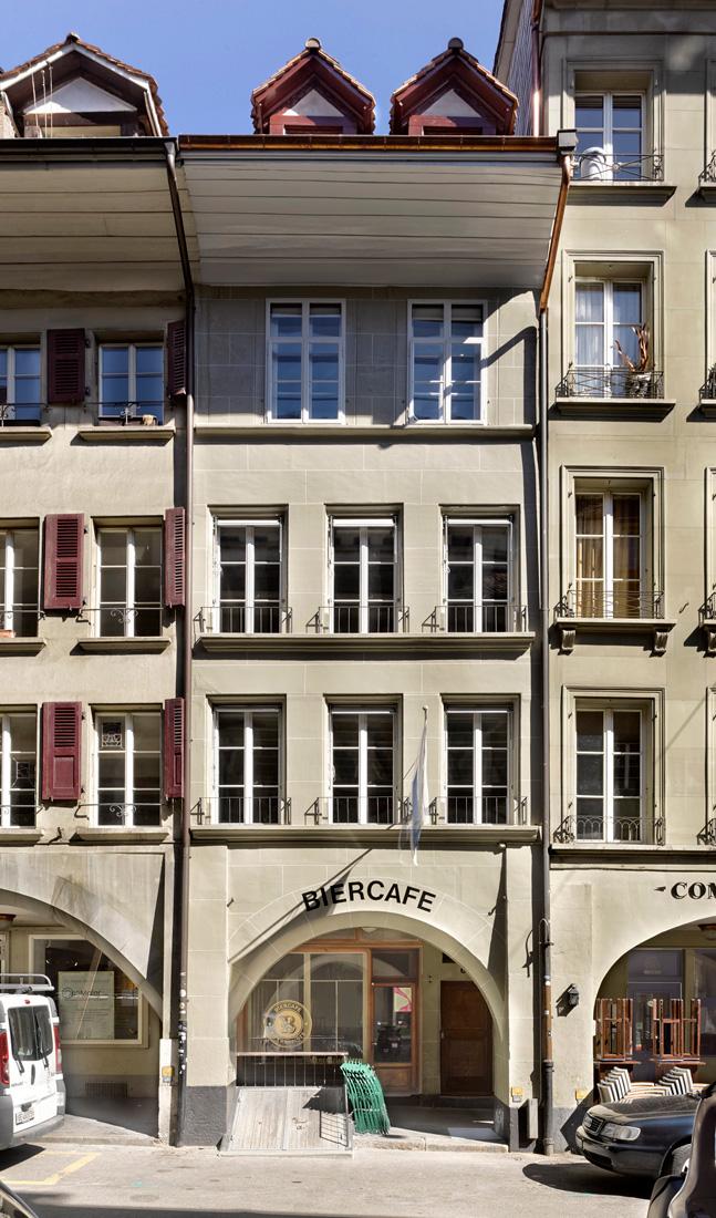 Küchenladen Rathausgasse Bern ~ cm architekten bern